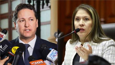 Daniel Salaverry: Yeni Vilcatoma recomendó al nuevo Jefe de Oficina de Comunicaciones y él cerró su programa