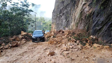 Terremoto en Loreto | Un muerto en Cajamarca tras desprendimiento de roca sobre una vivienda