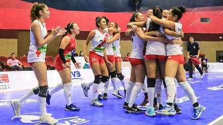 Perú se coronó campeón de la Copa Panamericana Sub 18 en México