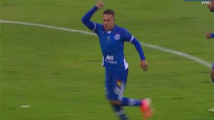 Donald Millán y el golazo de tiro libre que marcó a Alianza Lima en Matute