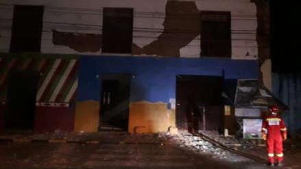 Un terremoto de magnitud 8 sacudió la región Loreto y se sintió en varias ciudades del país