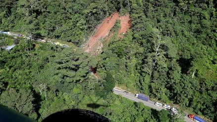 Terremoto en Loreto | Habilitan tránsito en vía Yurimaguas–Tarapoto, pero con pase restringido