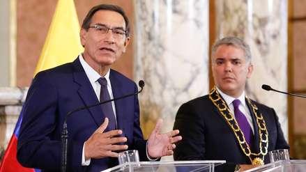 Gobiernos de Perú y Colombia promoverán en la ONU acciones contra la corrupción