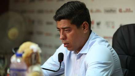 Los números de Nicolás Córdova en su paso por Universitario de Deportes