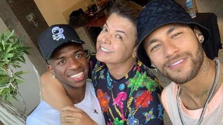 Real Madrid: Neymar y su foto con Vinicius Junior que lo acerca al cuadro merengue