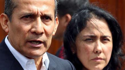 Concepción Carhuancho fijó audiencia de control de acusación contra Humala y Heredia para el 13 junio