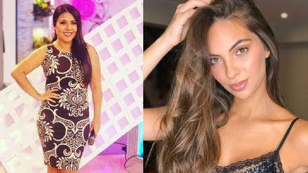 Tula Rodríguez se defiende tras supuesta crítica a Natalie Vértiz: