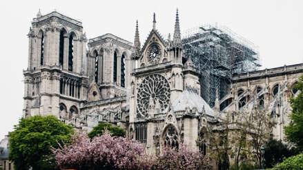 Iniciativa tecnológica busca reconstruir la catedral de Notre Dame con datos abiertos