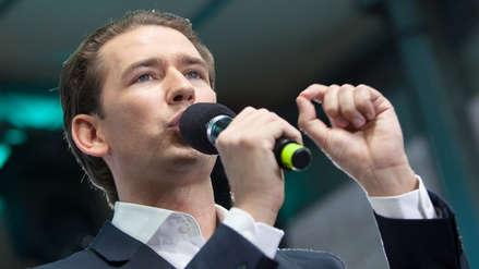 Escándalo de corrupción en Austria: El Parlamento destituye al canciller Sebastian Kurz
