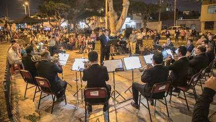 La Orquesta Sinfónica de Trujillo se pasea por la ciudad con tocadas gratuitas