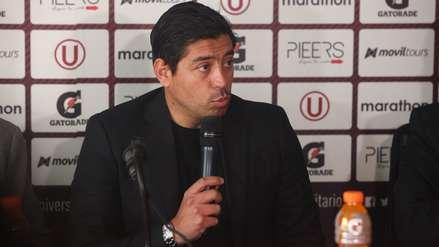 Universitario explicó salida de Nicolás Córdova: