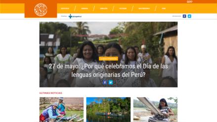 RPP.pe incluye contenido en 6 lenguas originarias para revalorizar su uso