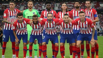 Inició la reestructuración: la primera contratación del Atlético de Madrid en el libro de pases