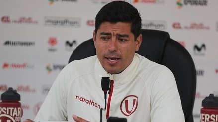 Universitario de Deportes anunció la salida del técnico Nicolás Córdova