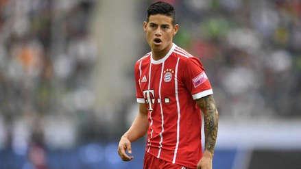 Director general del Bayern Munich dio detalles de la situación de James Rodríguez