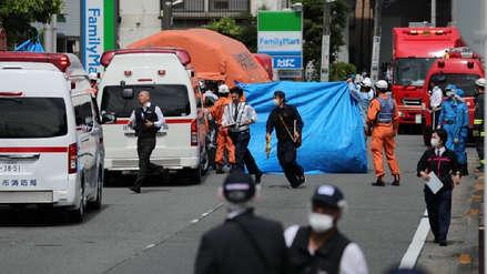 Dos muertos, entre ellos una niña de 12 años, en un ataque con cuchillo en Japón