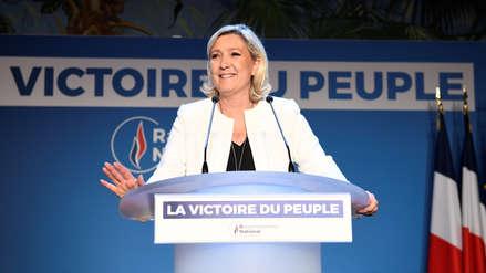 ¿Por qué preocupa a Europa que el partido de Le Pen haya superado al de Macron en las elecciones en Francia?
