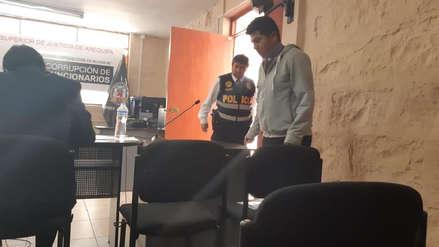 """Policía irá a la cárcel por pedir coima: """"estás dispuesta a entregarlo todo, ¿incluso tu cuerpo?"""", le dijo a su víctima en Arequipa"""