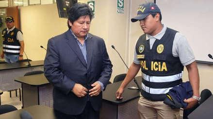 Fiscal Carrasco formuló nuevo pedido de 26 años de cárcel contra Edwin Oviedo