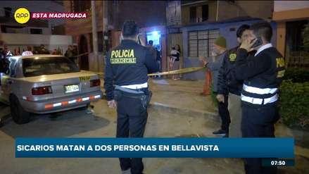 Dos muertos y cuatro heridos, entre ellos un bebé de nueve meses, tras balacera en el Callao [VIDEO]