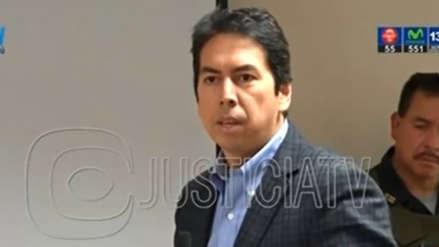 """José Miguel Castro: """"¿Si mi comportamiento ha sido ejemplar, por qué tengo que estar en prisión?"""""""