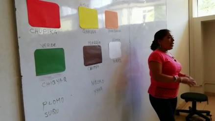 Universitarios aprenden muchik y quechua, lenguas nativas en peligro de ser olvidadas