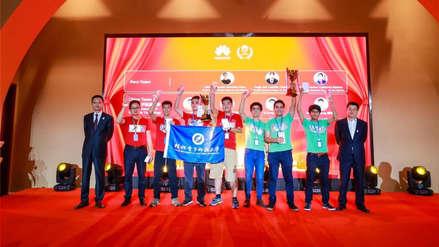 San Marcos: Estudiantes ganan concurso mundial de inteligencia artificial en China