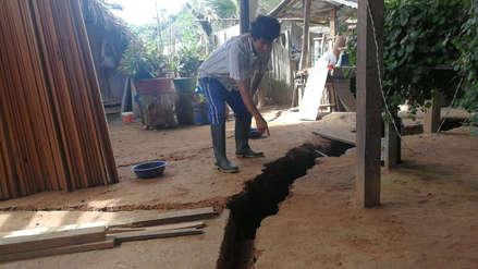 30 fotos que muestran cómo quedaron las viviendas en uno de los distritos más afectados por el terremoto