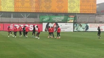 Selección Peruana: Farfán, Carrillo y Advíncula se integraron a los entrenamientos rumbo a la Copa América