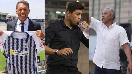 Nicolás Córdova: estos son los 10 técnicos de la Liga 1 que dejaron sus cargos en la temporada
