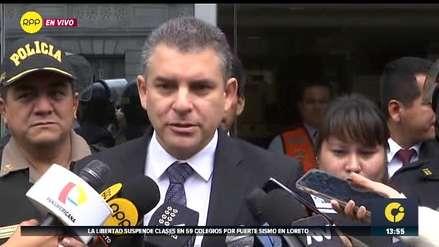 Vela: Villarán no habría admitido que recibió recursos maculados sin el pedido de prisión preventiva