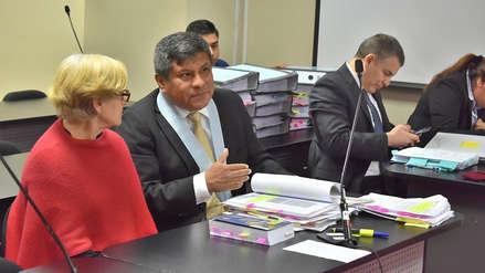 Susana Villarán reapareció en público tras 12 días de prisión preventiva en el penal de Chorrillos [VIDEO]