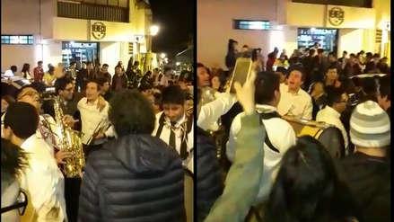 Terremoto en Loreto | A ritmo de carnaval los cajamarquinos superaron el miedo al sismo