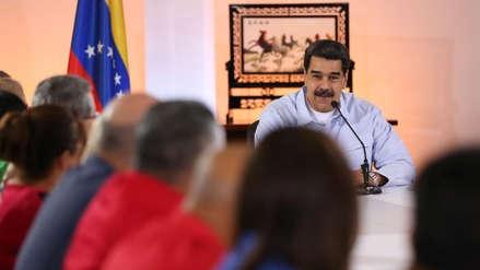 """Nicolás Maduro dice estar dispuesto a hablar de """"todos los temas"""" con la """"oposición extremista"""""""