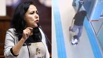 Ministra de la Mujer exige máxima sanción para padre que agredió a su hija en Junín