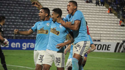 Sporting Cristal goleó a Unión Española en Matute y selló su pase a los octavos de Copa Sudamericana