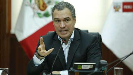 Salvador del Solar no asistirá a sesión de la Comisión de Constitución para tratar reformas