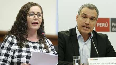 Bartra cita nuevamente a Del Solar a la Comisión de Constitución para debatir la reforma política