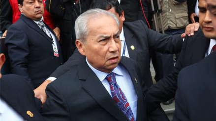 Comisión Permanente del Congreso archiva acusación contra Pedro Chávarry por organización criminal