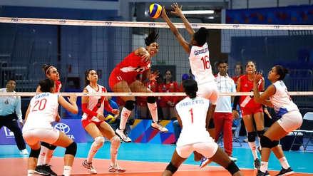 Selección Peruana de Voleibol ya conoce a sus rivales en los Juegos Panamericanos