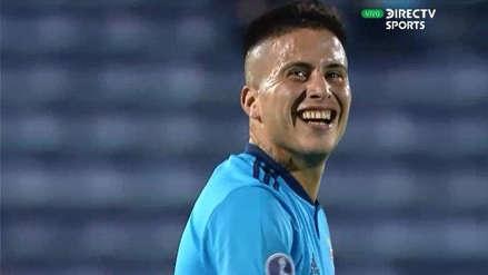 ¡Otra vez 'Tití'! El gol de tiro libre de Cristian Ortiz a Unión Española en Matute