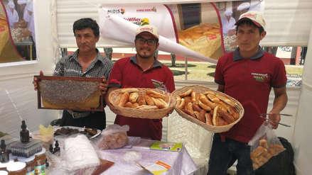 Lambayeque | Comuneros de Salas elaboran pan con achira para combatir la anemia y desnutrición