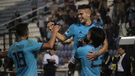 La victoria de Sporting Cristal ante Unión Española en 20 imágenes