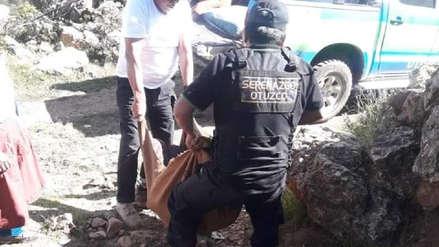 Denuncian que persona con discapacidad física fue apedreada hasta quedar inconsciente en Otuzco