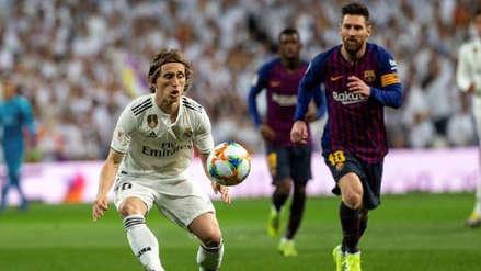 Real Madrid y Barcelona se pelean por este crack ante la inminente salida de Sergio Ramos