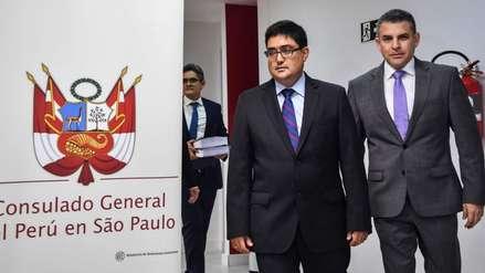 Procurador del caso Lava Jato viaja a Brasil por interrogatorio a exasesor de OAS