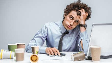 El desgaste profesional o 'burn-out' es considerado un fenómeno laboral y no una enfermedad por la OMS