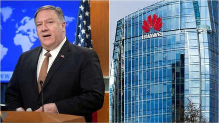 Estados Unidos afirma que Huawei es un
