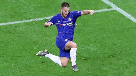 Técnico del Chelsea  sobre Hazard: