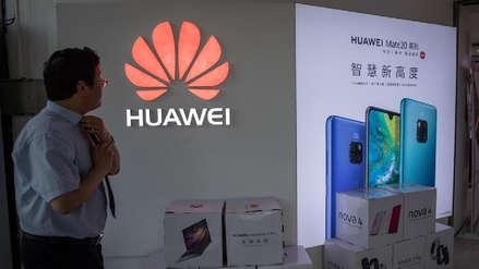 Huawei pide a la justicia de EE.UU. anular la prohibición de adquirir sus equipos